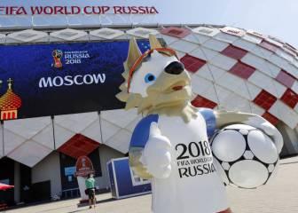Partidos del Mundial de fútbol 2018 hoy, sábado 23 de junio