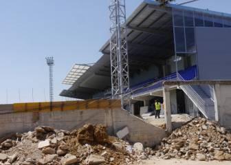 El Huesca invierte cuatro millones de euros en su estadio