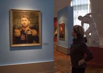 Un Mundial en los museos