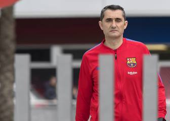 Valverde manda el primer aviso a los jugadores de su equipo