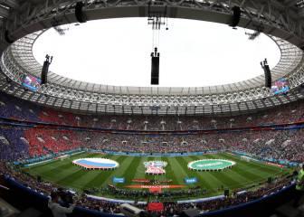 La FIFA elogia la organización y la marcha del Mundial de Rusia