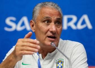 """Tite: """"Neymar ha regresado con Brasil a su mejor nivel"""""""