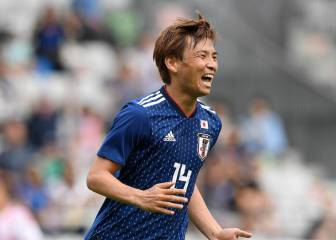 Japón, sola ante el mundo