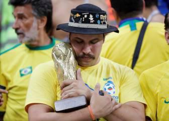 La cara más triste del Mundial