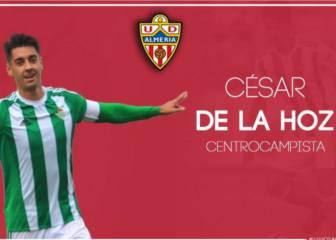 César de la Hoz sale del Betis y es el nuevo fichaje del Almería