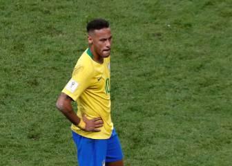1x1 Brasil: Neymar irreconocible