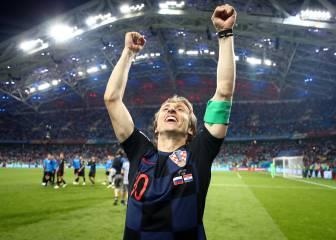 """Modric, MVP por tercera vez: """"No pienso en el Balón de Oro"""""""