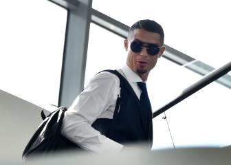 La Juve ?anuncia? a Cristiano en sus redes en China y lo borra
