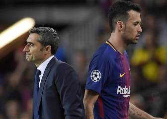 Se atasca la renovación de Busquets: el Barça, a la espera