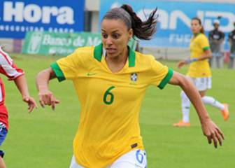 El Atlético femenino anuncia su quinto fichaje : Rilany Da Silva