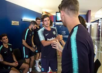 Arranca el segundo proyecto de Valverde en el Barça