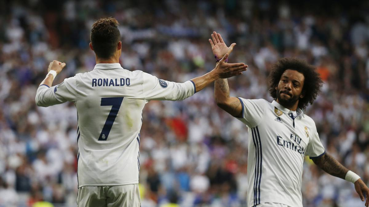 Image result for ronaldo marcelo