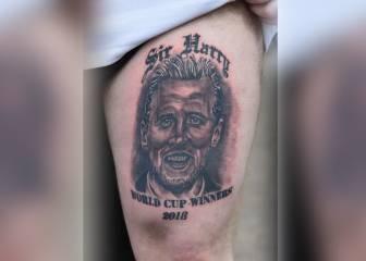Seguidores ingleses se tatuaron creyendo que ya eran campeones