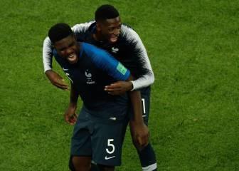"""Umtiti: """"¿Mbappé? Le dicen que tiene 15 años para molestarle..."""""""