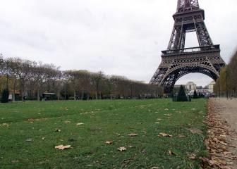 París cerrará la torre Eiffel y se blindará para el Francia-Croacia