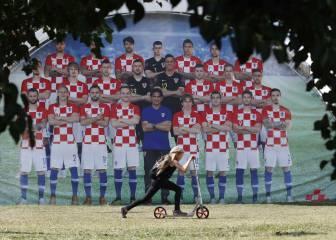 La selección croata es el gran orgullo de un país entero