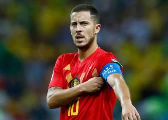 Bélgica - Inglaterra en vivo: partido 3º y 4º puesto Mundial 2018