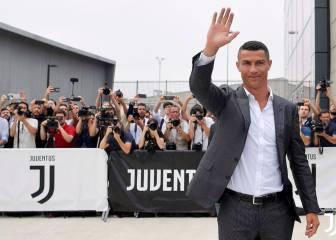 El plan de la Juventus para amortizar a Cristiano Ronaldo