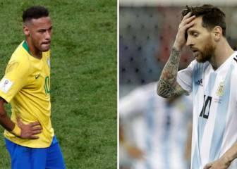América pierde el Mundial