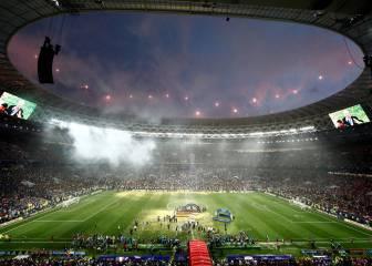 Elige el mejor once del Mundial