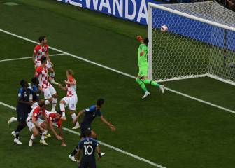 El de Rusia es el Mundial con más goles a balón parado: 73