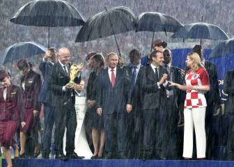 El Mundial 2018 potenció la imagen de Rusia y Vladímir Putin