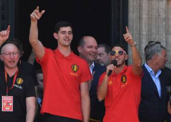 RMC: acuerdo Madrid-Chelsea por Courtois; Hazard está cerca