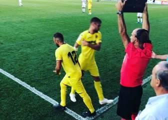 Cazorla renace tras su calvario: primer partido desde 2016