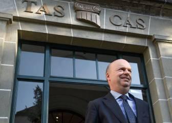 El TAS anula la sanción al Milán y podrá jugar la Europa League