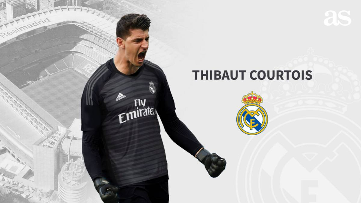 Oficial  Courtois es del Madrid - AS.com 675b3e9944657