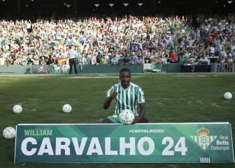 """""""En España no tienen noción de la calidad de William Carvalho"""""""