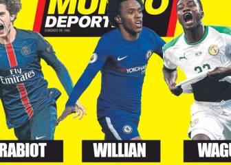 Wague, nuevo nombre en las portadas de Barcelona