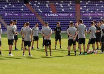Sergio se lleva a 27 futbolistas a la pretemporada en Marbella
