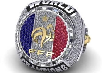Griezmann quiere un anillo estilo NBA para los campeones