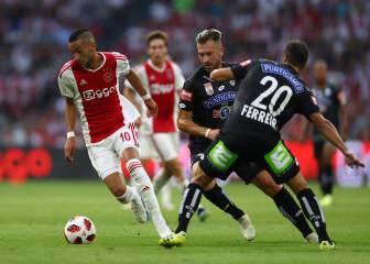 El Ajax supera al Sturm Graz y encarrila la eliminatoria