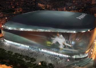El Madrid busca financiación para remodelar el Bernabéu