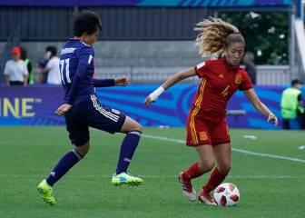 España ganó a Japón y está a un paso de los cuartos