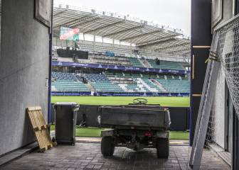 El Lilleküla Stadium: un campo con 13.000 localidades