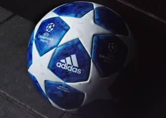 Adidas presenta el nuevo balón para la Champions 2018-2019