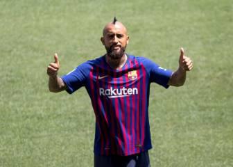 """Vidal: """"Soy un jugador de barrio, es bonito que la gente lo piense"""""""