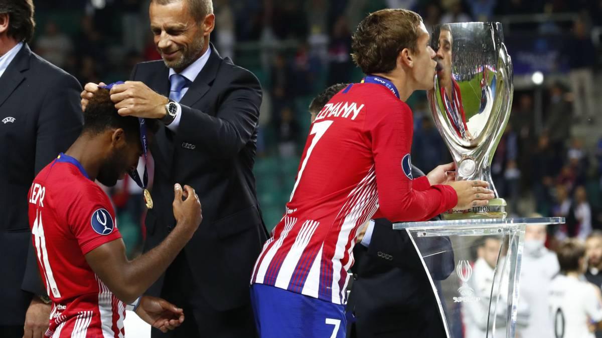 Image result for Real Madrid 2-4 Atletico Madrid Julen Lopetegui