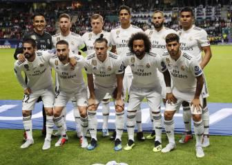 1x1 del Real Madrid: Benzema y Bale no fueron suficiente