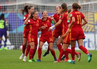 España hace historia y se mete en semifinales del Mundial