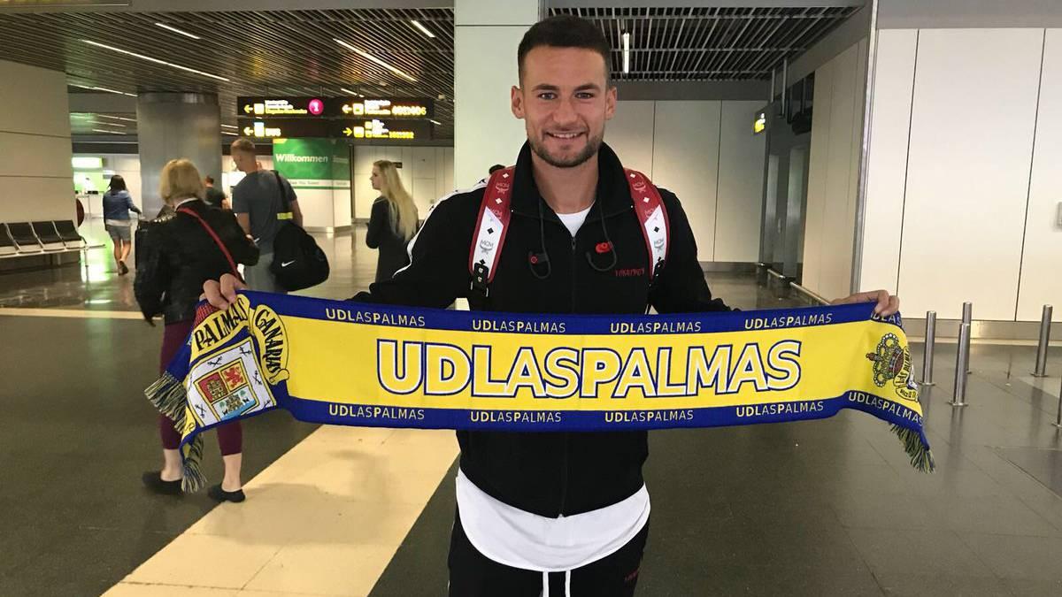 Resultado de imagen de Danny Blum ya es jugador de la UD Las Palmas