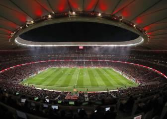 El Metropolitano, nominado a mejor estadio de 2017