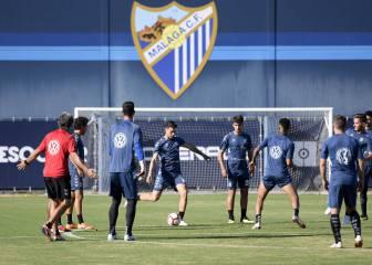 El Tenerife visita al líder con Málaga en ?alerta naranja?
