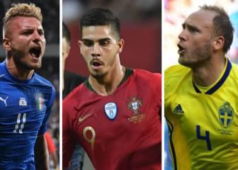 Partidos internacionales de hoy, 10 de septiembre
