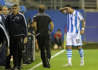 Willian José aprieta para volver tras el parón de selecciones