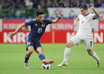 Japón pasa por encima de Costa Rica