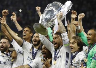 40? a 1, así se paga el triunfo del Real Madrid ante la Roma